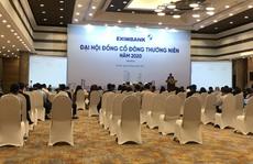 Eximbank lại bất thành tổ chức đại hội cổ đông lần 3