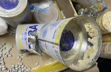 'Tóm gọn' 36kg ma túy giấu trong lô hàng quà biếu