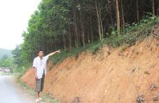 Nguyên trưởng thôn bị tố 'ỉm' giấy giao đất và chiếm dụng 3.400 m2 đất của dân