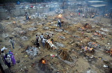 Ngày chết chóc nhất tại Ấn Độ kể từ khi Covid-19 bùng phát
