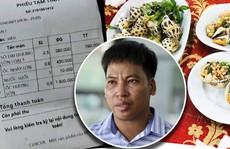 Vụ 1,8 triệu đồng/kg ốc hương: Chủ nhà hàng đưa clip để 'minh oan'