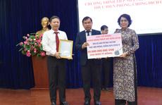 Cổ đông SCB ủng hộ 20 tỉ đồng cho Quỹ Phòng, chống dịch Covid-19 TP HCM