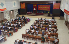 Quảng Nam: Người trẻ nhất ứng cử đại biểu HĐND tỉnh năm nay 26 tuổi