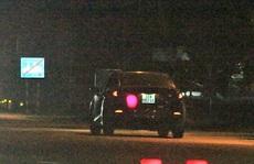 Lái xe ôtô tông trọng thương thượng úy CSGT ở Nghệ An, trốn vào Đà Nẵng