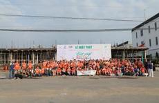 Caravan thiện nguyện 'Vượt sóng Côn Sơn' xuất phát