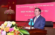 Bí thư Hà Nội chủ trì cuộc họp bàn nhiều vấn đề 'nóng'