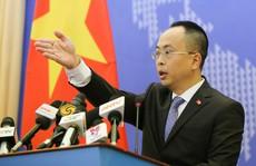 Việt Nam bác bỏ thông tin không đúng về lực lượng dân quân tự vệ biển