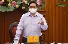 Thủ tướng Phạm Minh Chính: Không nói không, không nói khó và không nói có mà không làm