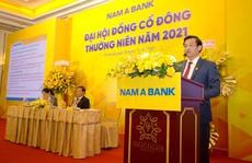 Nam A Bank chia cổ tức gần 15% bằng cổ phiếu, sớm chuyển sàn lên HoSE