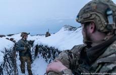 Biên giới Ukraine lại nóng như lò lửa