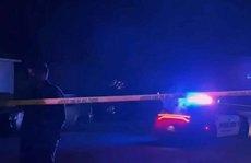 'Đấu súng trong tiệc tại gia' ở Mỹ, 7 người thương vong
