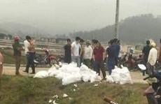 Chặn ôtô trên Quốc lộ 1, bắt kẻ vận chuyển gần 230 kg ma túy