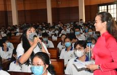 'Đưa trường học đến thí sinh': Điều kiện để học sinh 149 trường được xét tuyển ưu tiên vào ĐHQG TP HCM?