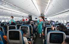 Những chuyến bay đặc biệt ngày 30-4