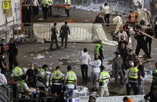 Israel: Hàng chục người thiệt mạng vì giẫm đạp tại lễ hội tôn giáo