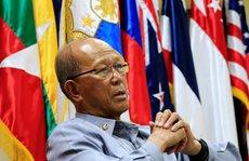 Bộ trưởng Quốc phòng Philippines tố dân quân biển Trung Quốc