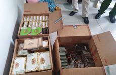 Khởi tố tiếp viên hãng hàng không buôn lậu cigar số lượng lớn