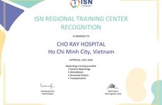 Một bệnh viện Việt Nam được quốc tế công nhận đào tạo vùng về thận