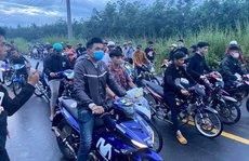 CSGT 'ém quân' tại phà Cát Lái, vây bắt nhóm đối tượng từ Đồng Nai về TP HCM