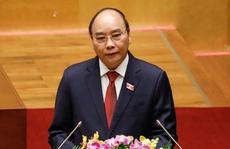 May mắn, vinh dự được tiếp nối những thành quả quan trọng của Tổng Bí thư Nguyễn Phú Trọng