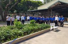 Tăng cường mảng xanh cho khu lưu trú công nhân