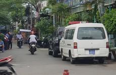 Án mạng tại quận Bình Tân, TP HCM