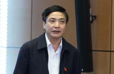 Bí thư Đắk Lắk Bùi Văn Cường được giới thiệu để bầu ủy viên Ủy ban Thường vụ Quốc hội