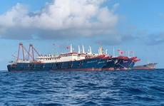 Trung Quốc thăm dò Tổng thống Biden bằng 'phép thử' biển Đông