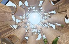 Có gì mới khi kiến trúc giao thoa nghệ thuật đương đại?