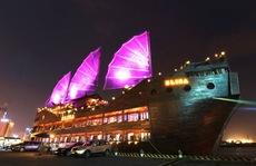 TP HCM yêu cầu Công ty Hào Huy di dời tàu nhà hàng Elisa khỏi bến Bạch Đằng