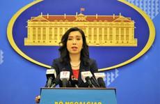 Quân đội Việt Nam sẵn sàng bảo vệ độc lập, chủ quyền, toàn vẹn lãnh thổ Tổ quốc