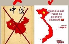 Người phát ngôn Bộ Ngoại giao lên tiếng về vụ bản đồ có 'đường lưỡi bò' trên website H&M