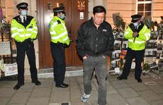 Có biến tại đại sứ quán Myanmar ở Anh