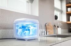 Hộp khử trùng Philips UV-C -giải pháp mới ngăn ngừa vi khuẩn và vi rút trên vật dụng