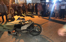 Quảng Nam: Ôtô 'điên' lùa 4 xe máy, 2 người chết, 2 bị thương