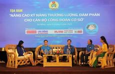 Đà Nẵng: Cán bộ Công đoàn chia sẻ kinh nghiệm thương lượng, đàm phán