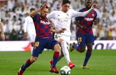 'El Clasico' định đoạt cuộc đua La Liga