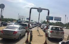 Vì sao VECE chậm xả trạm thu phí cao tốc TP HCM – Long Thành – Dầu Giây?