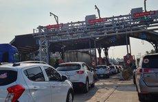 Đồng Nai sẽ đề nghị xử nặng những trạm thu phí không xả trạm để kẹt xe kéo dài