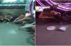 55 dân chơi 'làm liều' trong karaoke ở Đồng Nai
