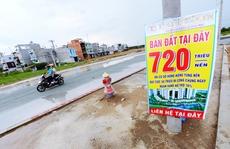 Ngân hàng phải kiểm soát chặt tín dụng khi sốt đất, chứng khoán bùng nổ
