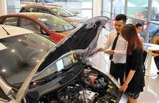 Bộ Tài chính bác đề xuất giảm 50% lệ phí trước bạ ôtô