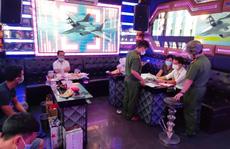 Đà Nẵng tước giấy phép, phạt 15 triệu một quán karaoke bất chấp lệnh cấm trong dịch Covid-19