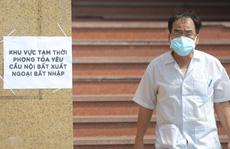 Giám đốc Hacinco mắc Covid-19 khai báo y tế không trung thực bị đình chỉ chức vụ