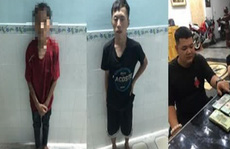 Đồng Nai: 3 thanh thiếu niên cạy cốp xe, trộm hơn nửa tỷ đồng