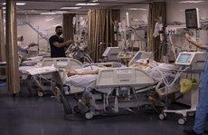 Các bệnh viện ở dải Gaza lâm cảnh 'một cổ hai tròng'