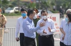 Chủ tịch Hà Nội Chu Ngọc Anh yêu cầu kỷ luật giám đốc Hacinco