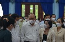 Chủ tịch nước Nguyễn Xuân Phúc sẽ bỏ phiếu bầu cử tại Củ Chi- TP HCM