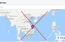 Đăng ảnh bản đồ Việt Nam thiếu 2 quần đảo Hoàng Sa và Trường Sa bị phạt 25 triệu đồng