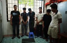 Vừa bắt được nhóm đối tượng gây phẫn nộ dư luận ở Bà Rịa - Vũng Tàu